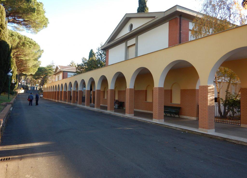 Istituto San Giovanni di Dio viale