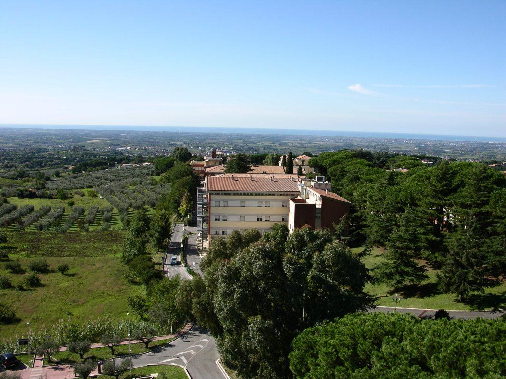 Panoramica istituto San Giovanni di Dio